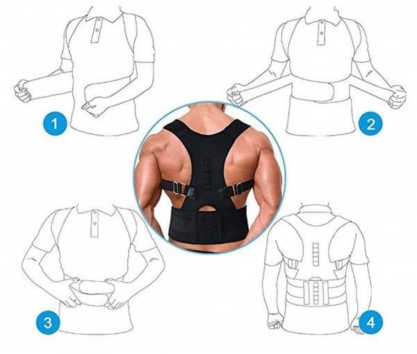 Adjustable Magnetic Posture Corrector Item_9